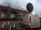 Man United ground at Old Trafford for Turkish TV