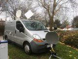 Dual TVRO downlink of Sky Sports for a Big screen TV